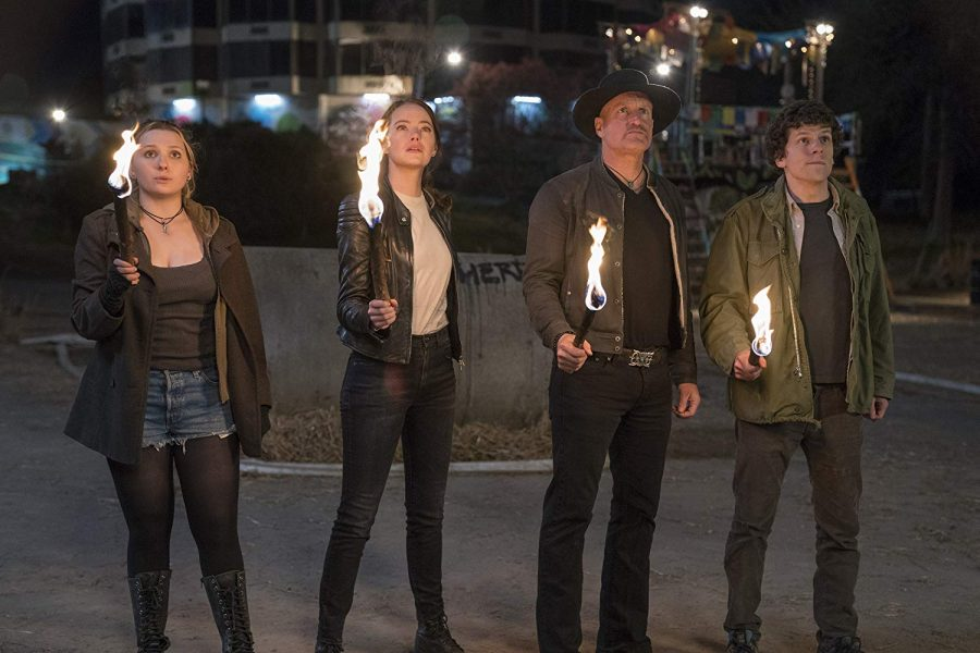 "Zombieland: Double Tap"" presents viewers with comedy and gore."