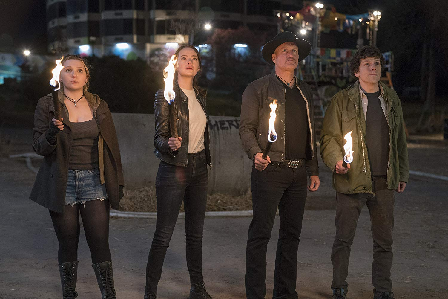 """Zombieland: Double Tap"""" presents viewers with comedy and gore."""
