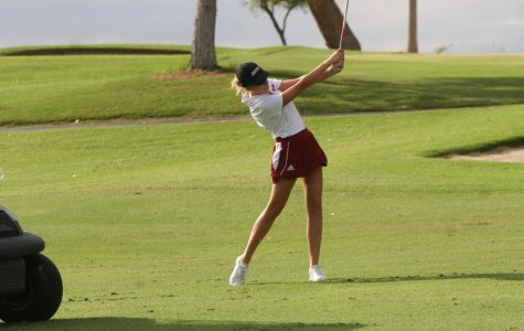 Women's golf sends three Eagles to Erau Invitational