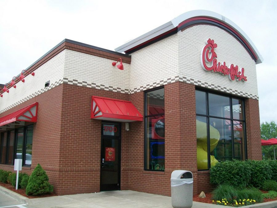 Chick-Fil-A announced that they would end their donations to anti-LGBTQ organizations