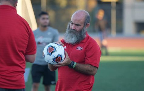 Men's soccer shocked from sudden head coach resignation
