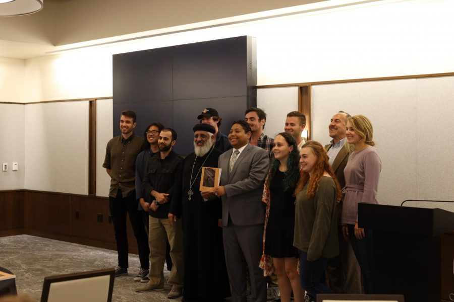 "Journalism department hosts interfaith dialogue through ""Newcomers to Neighbors"""