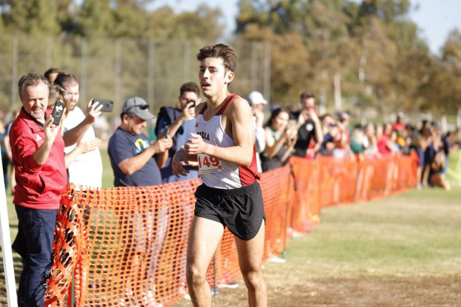 Men's cross country heads to NCAA National Championship