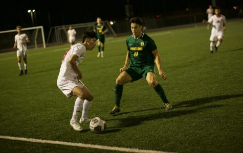 Men's soccer wins overtime thriller against PLNU