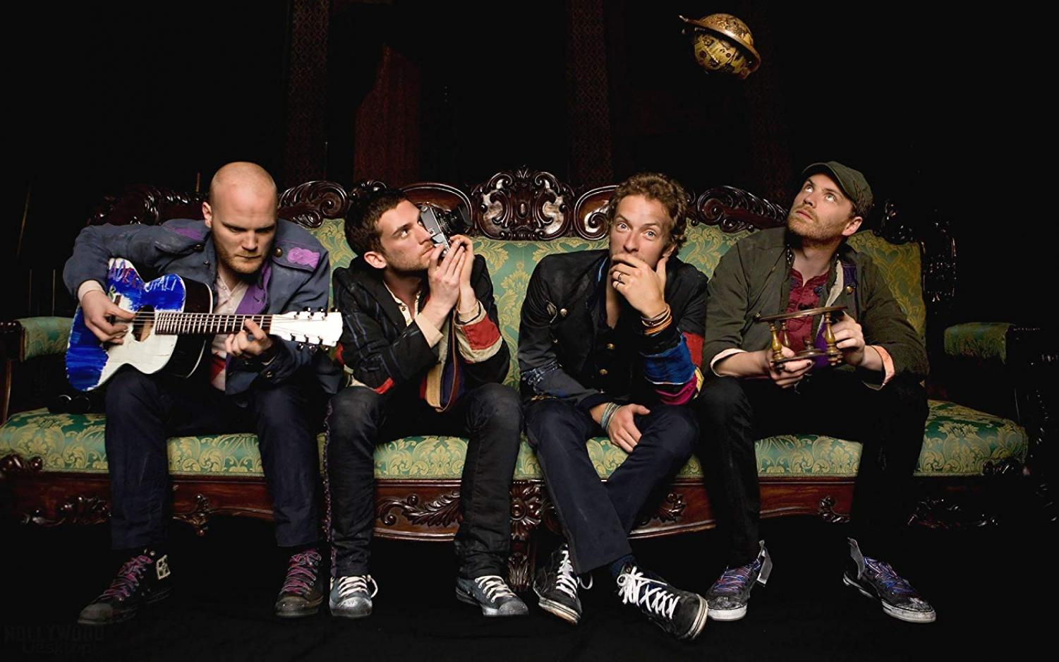 Here are some of Coldplay essentials from their past seven albums before the release of