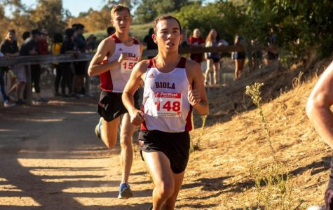 Men's cross country earns sixth place finish