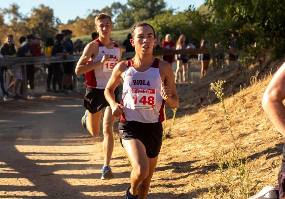 The men's cross country team combined to place sixth in the NCAA Division II West Regional Championships.