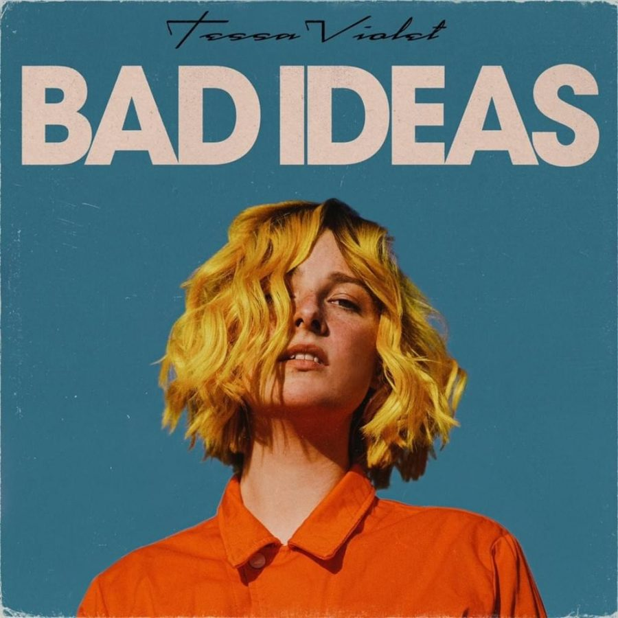 Tessa+Violet+presents+honest+lyrics+in+her+newest+album+%22Bad+Ideas.%22