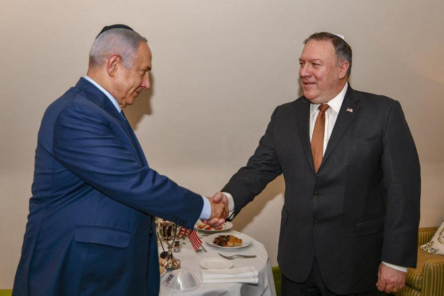 Secretary Pompeo Meets with Israeli Prime Minister Netanyahu.