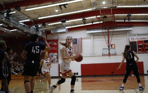 Women's basketball gets first conference win over Notre Dame de Namur