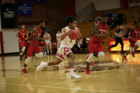 Men's basketball suffers another conference loss
