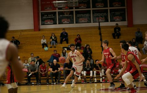 Men's basketball seven-game win streak snapped by PLNU