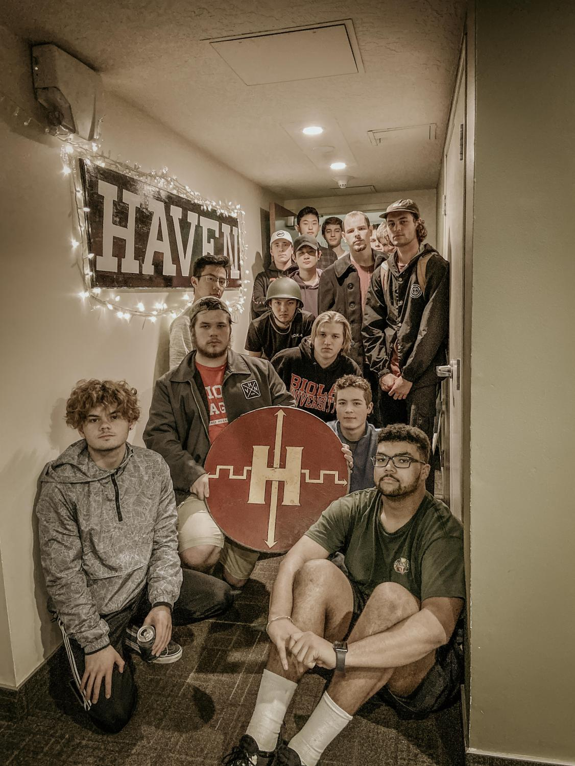 Unlike previous years, Haven will have to wait to share their traditional Christmas festivities with the rest of the Biola community.