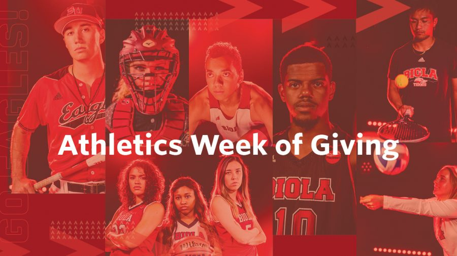 "Biola Athletics kicks off inaugural ""Week of Giving"""