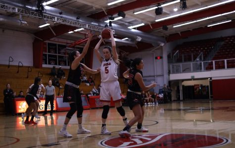 Women's basketball falls short against CUI