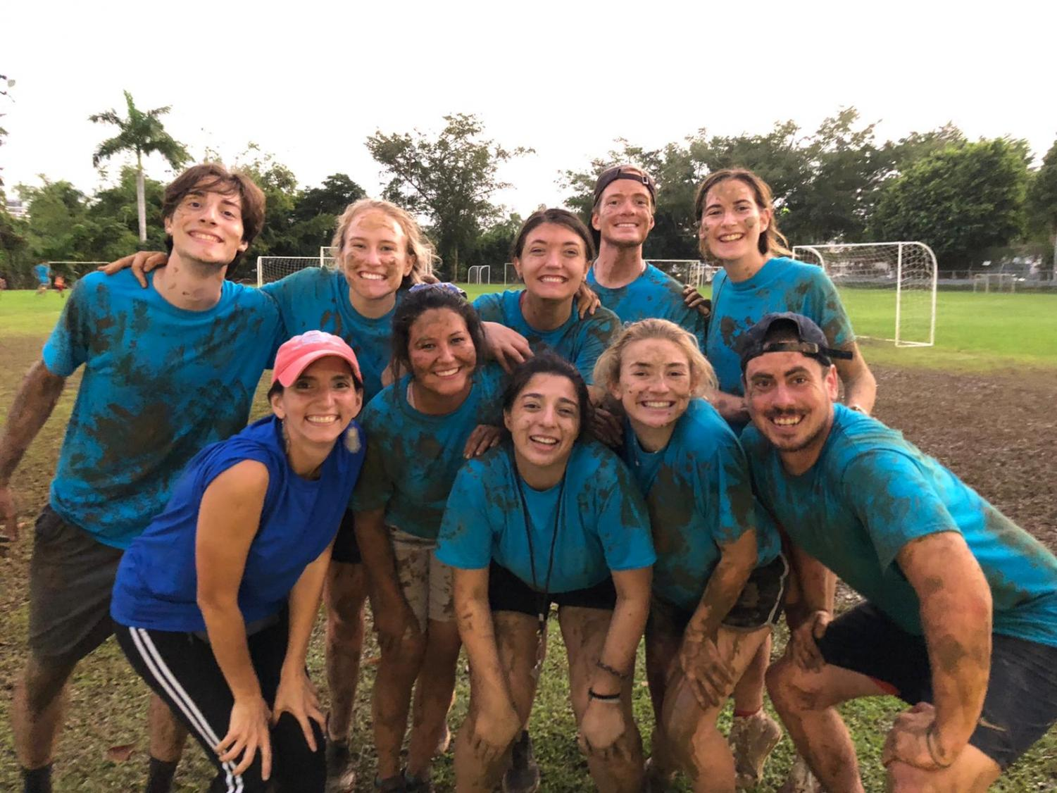 SMU's Team Puerto Rico felt called to remain on the island in the midst of a series of destructive earthquakes.
