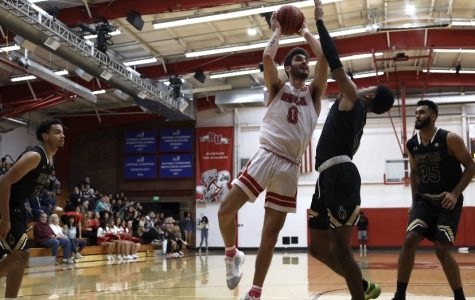 Men's basketball bounces back against NDNU