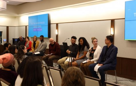 Spring Symposium kicks off with an interracial relationship panel