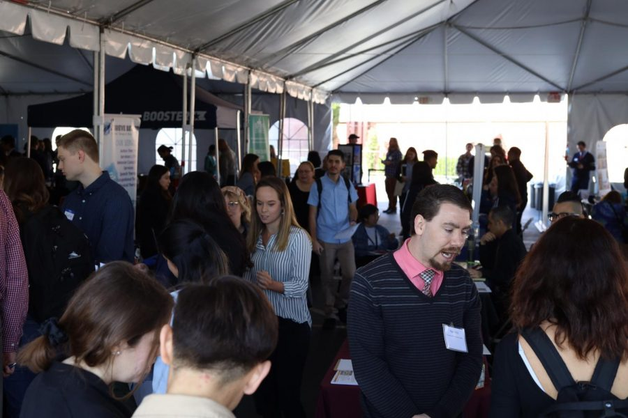 Career Expo expands student employment opportunities