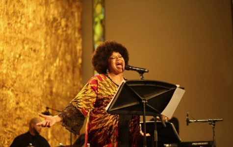 Frederick Douglass jazz concert urges students to press on