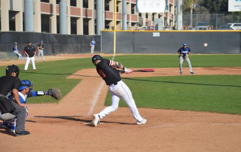 Baseball seals tight win in a pitching duel against CUI