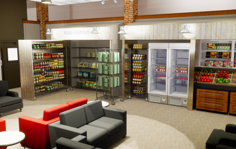 Biola basic needs committee makes plan for a new permanent food pantry