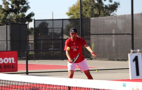 Tennis stunned by Concordia