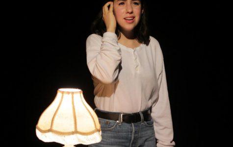 Sophomore sociology major Emma Trueba in