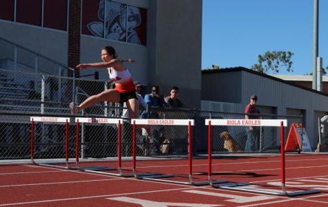 Track and field begins two-day meet at Westmont College