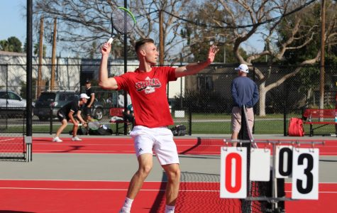 APU takes Eagles tennis down