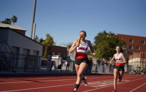 Track and field seals two school records
