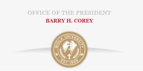 President Corey releases university response to COVID-19