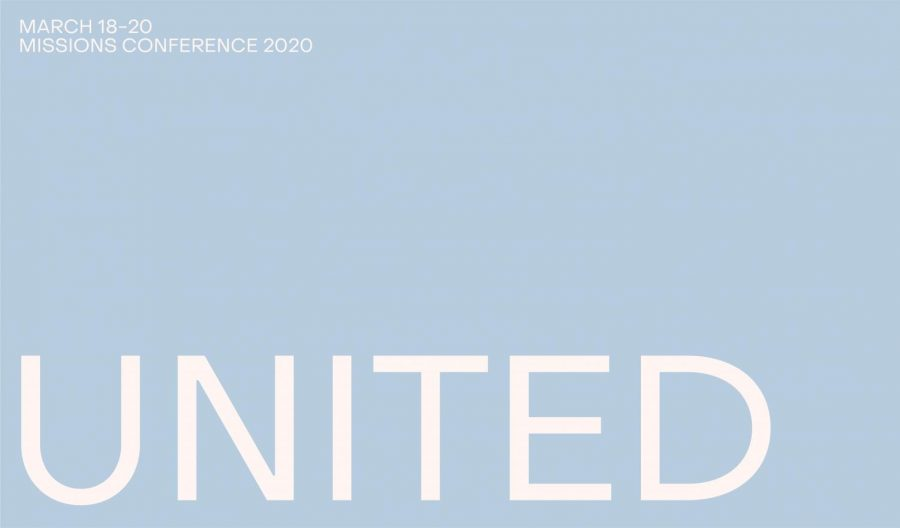 Missions Conference announces 2020 theme: United