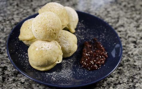 Try making this Abelskivers recipe during quarantine.
