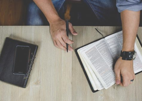 Virtual learning challenges students' spiritual formation