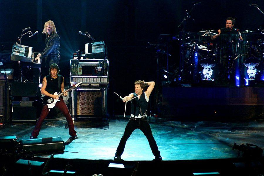"Bon Jovi releases flavorless ""2020"""