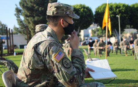 Biola reaches record high enrollment of ROTC students