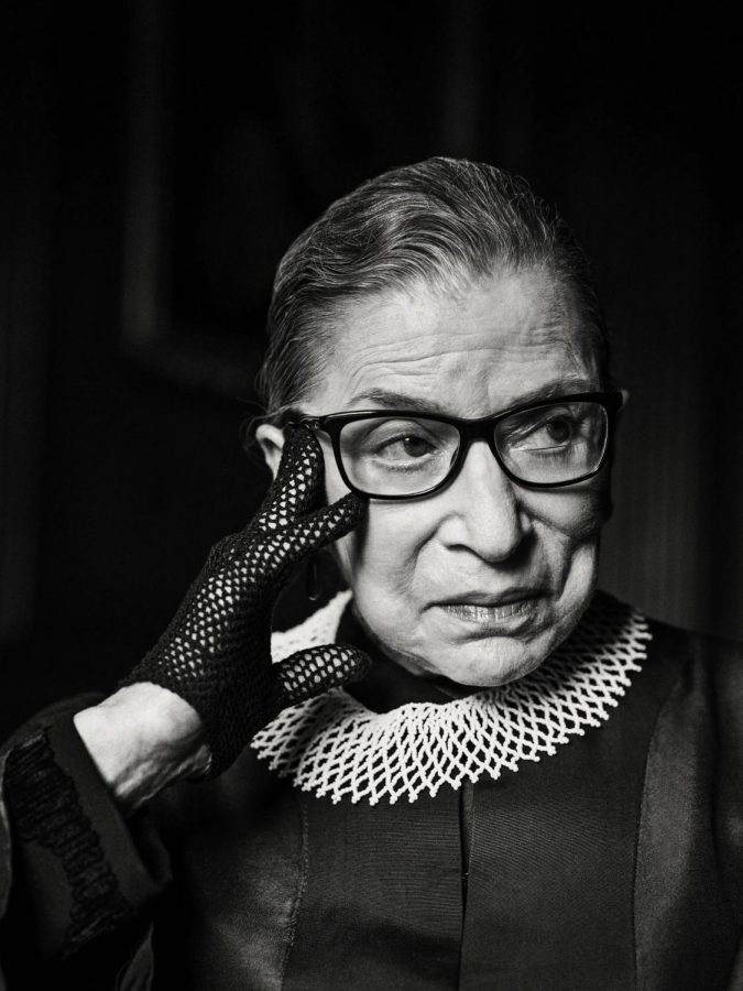 Female leaders across campus reflect on Ruth Bader Ginsburg's legacy
