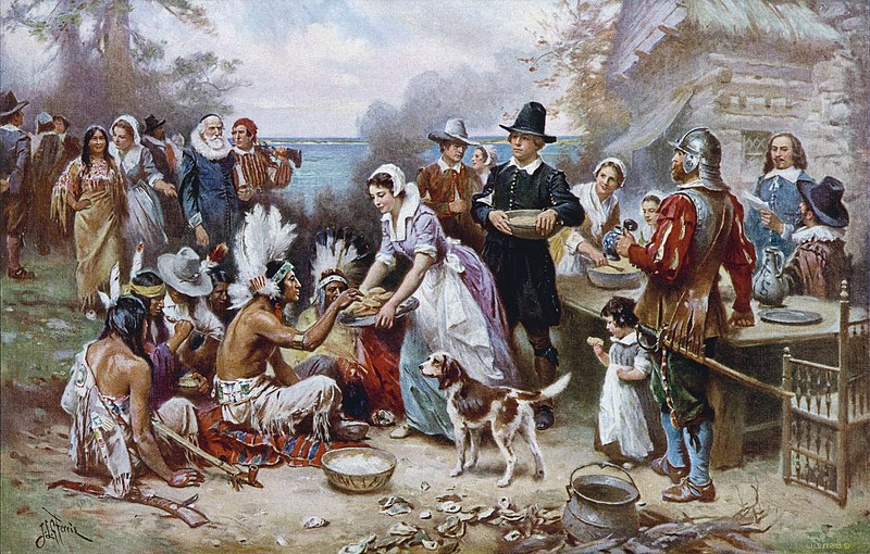Thanksgiving has fed us a false narrative