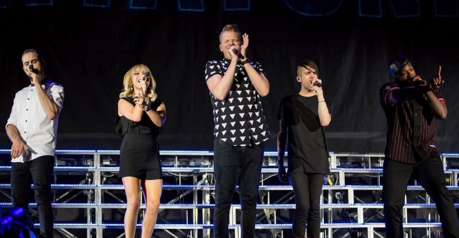 Pentatonix returns with an eclectic album for the holidays