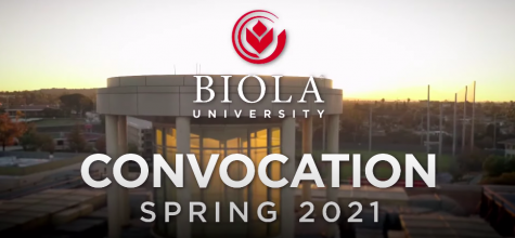 Spring Convocation calls students to give their allegiance to Christ
