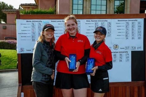 Brady Turnquist: Biola women's golf superstar