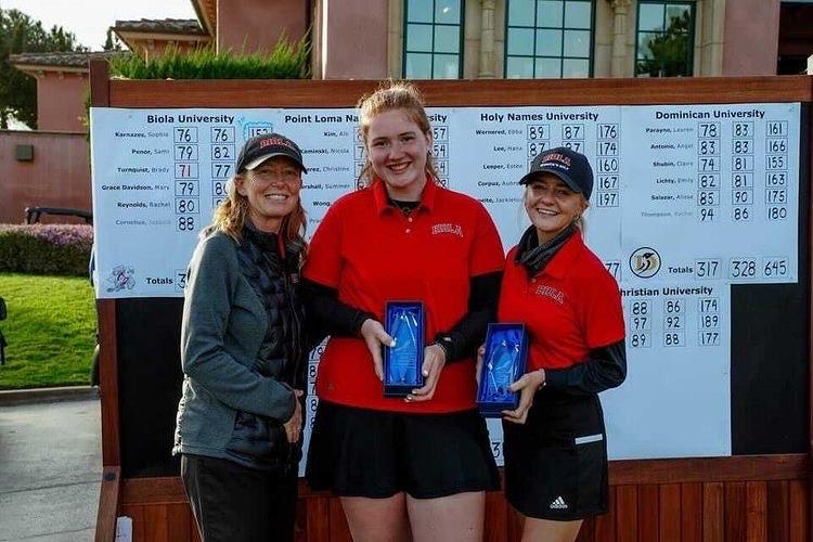 Brady Turnquist: Biola women's golf superstar