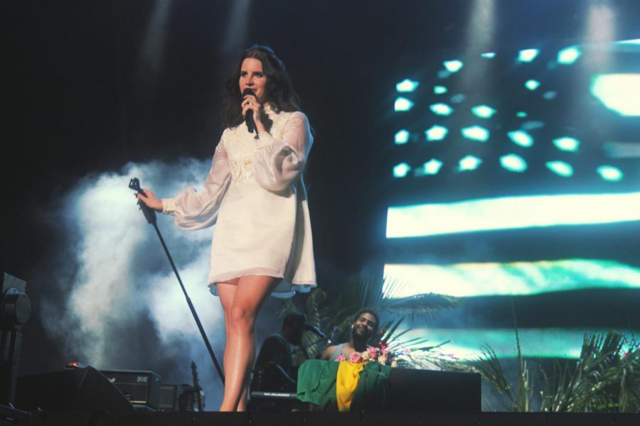 Lana Del Rey delivers another moody, love-focused album