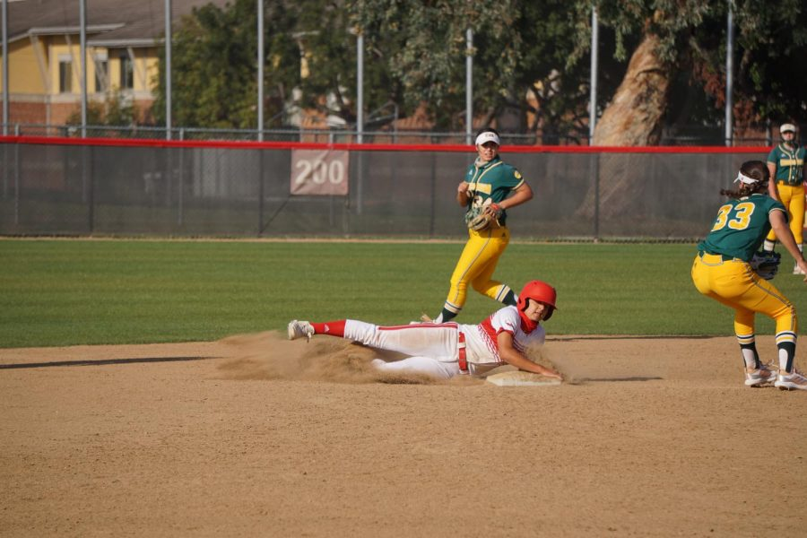 Softball splits for a second time against CUI