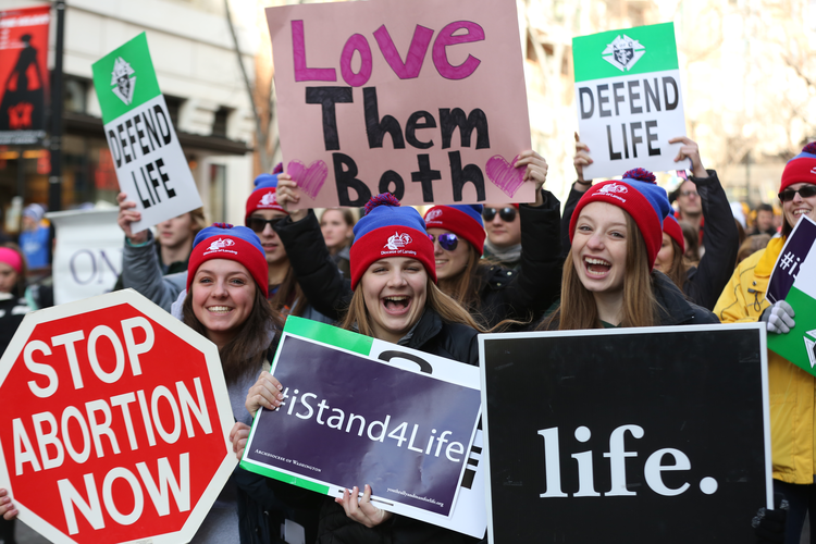 A lack of abortion regulations normalizes a disregard for human life