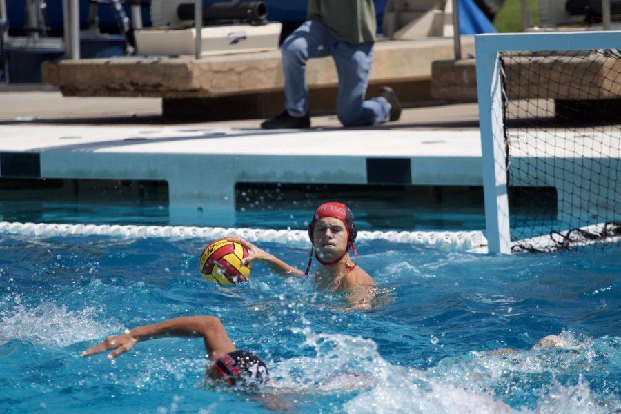 Water polo begins losing streak