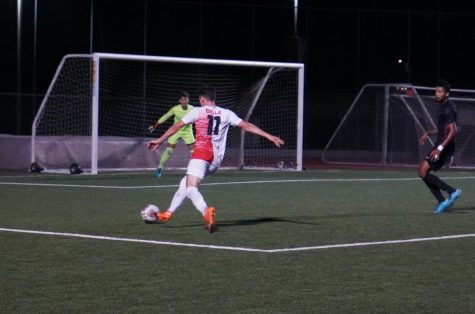 Men's soccer lose their second game of the season