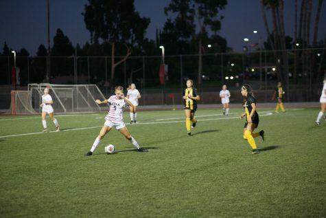 Women's soccer defeats Cal State LA