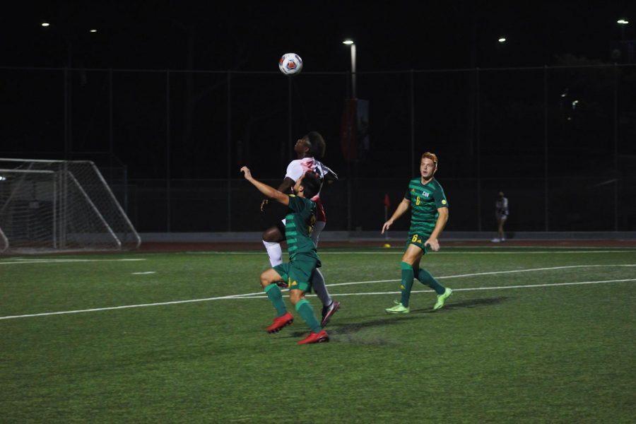 Men's soccer pummels Academy of Art